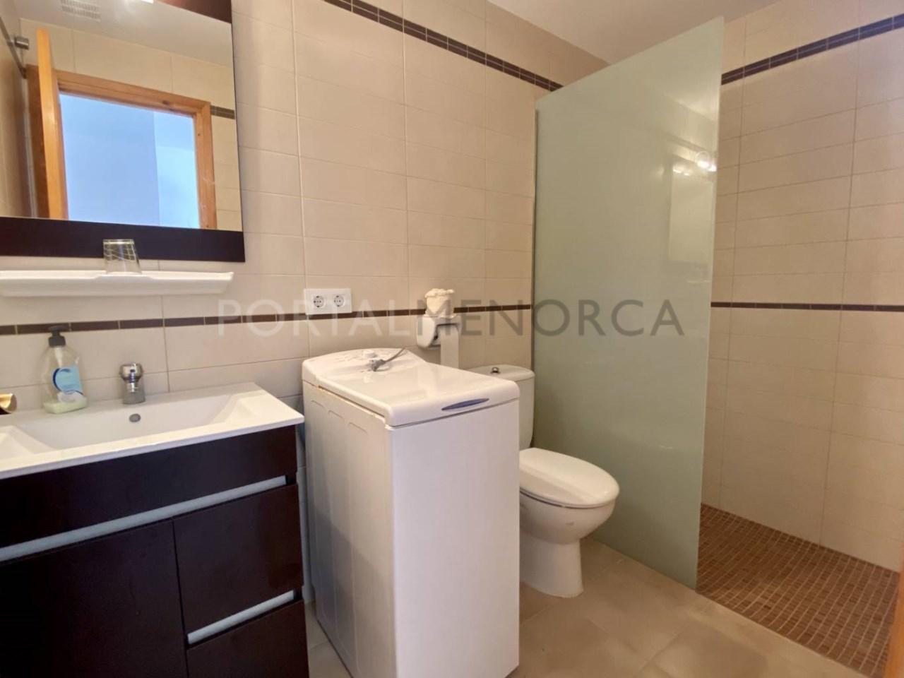 Apartamento en venta en Calan Blanes baño FM