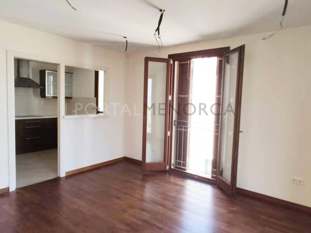Apartment in the center of Ciutadella _living room