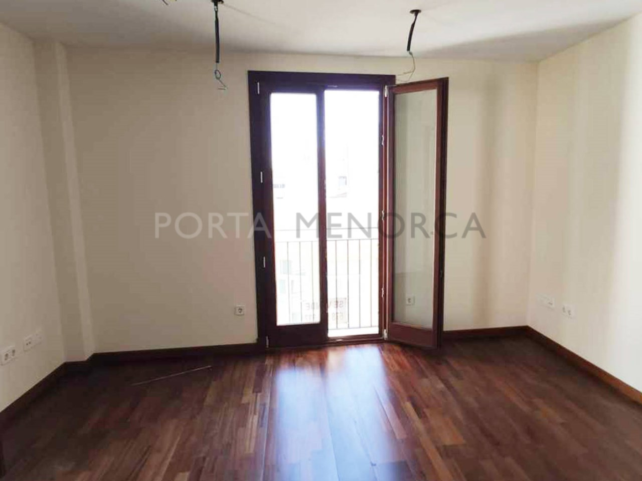 Apartment in the center of Ciutadella_living room