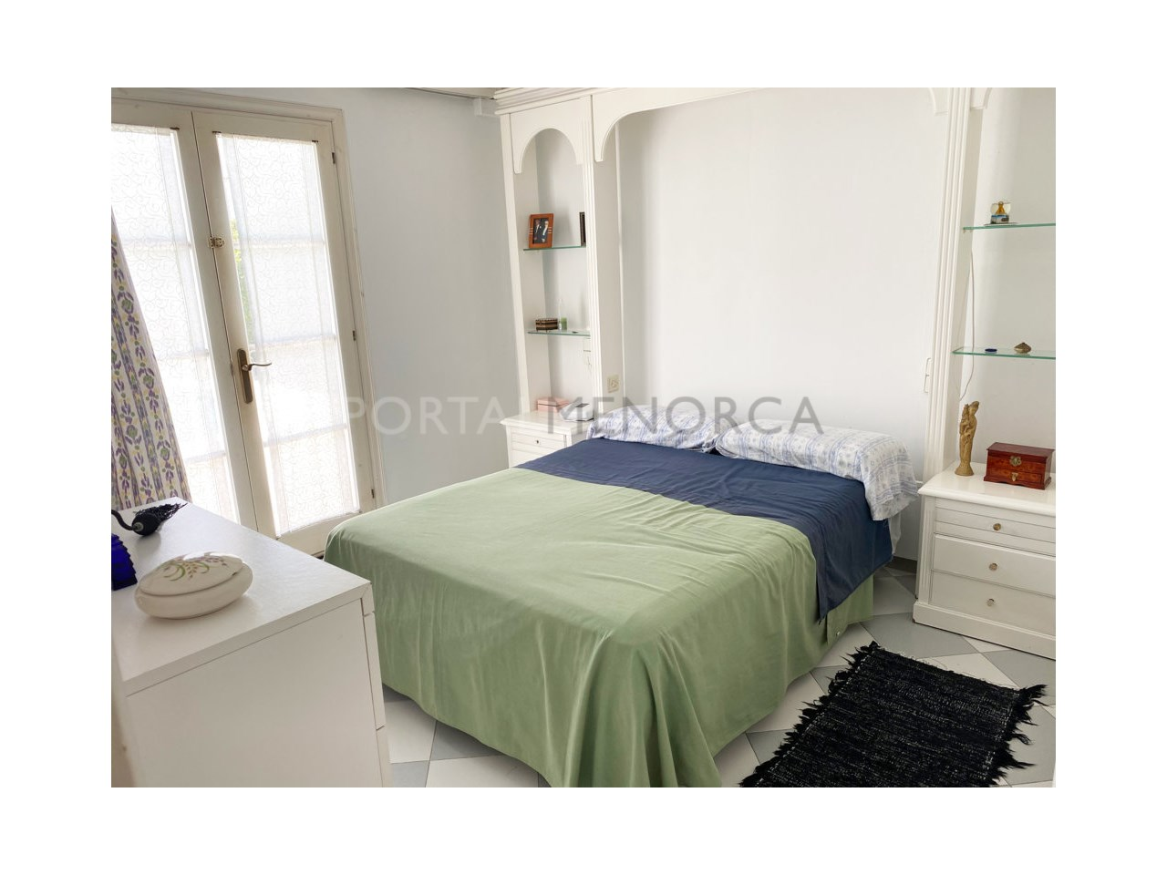 Chalet for sale in Calan Bosch_bedroom