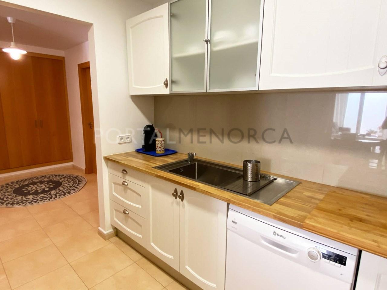 Ground floor in Ciutadella_kitchen