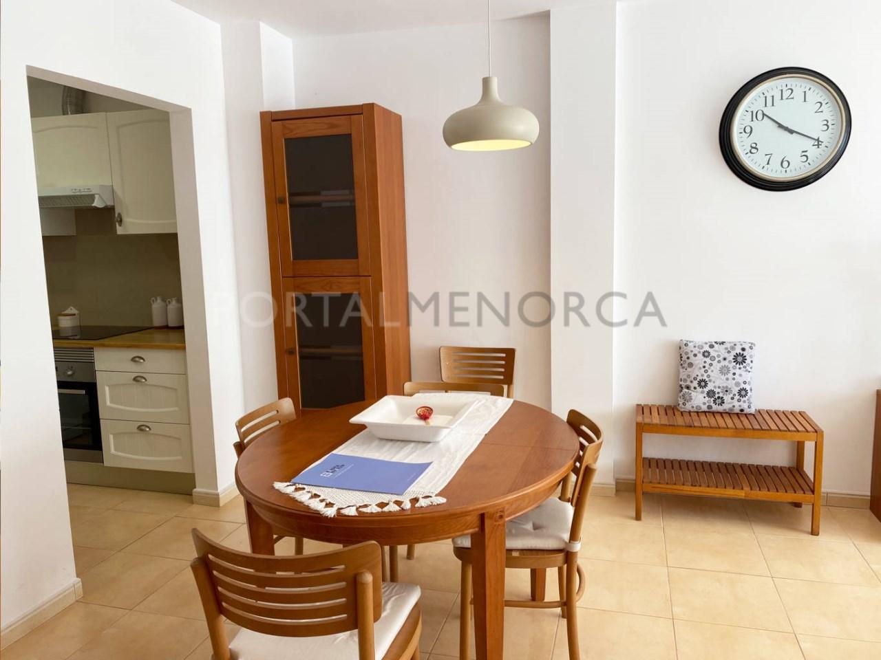 Ground floor in Ciutadella_dining room