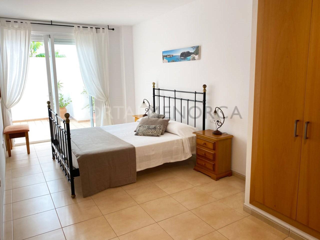 Ground floor in Ciutadella_bedroom