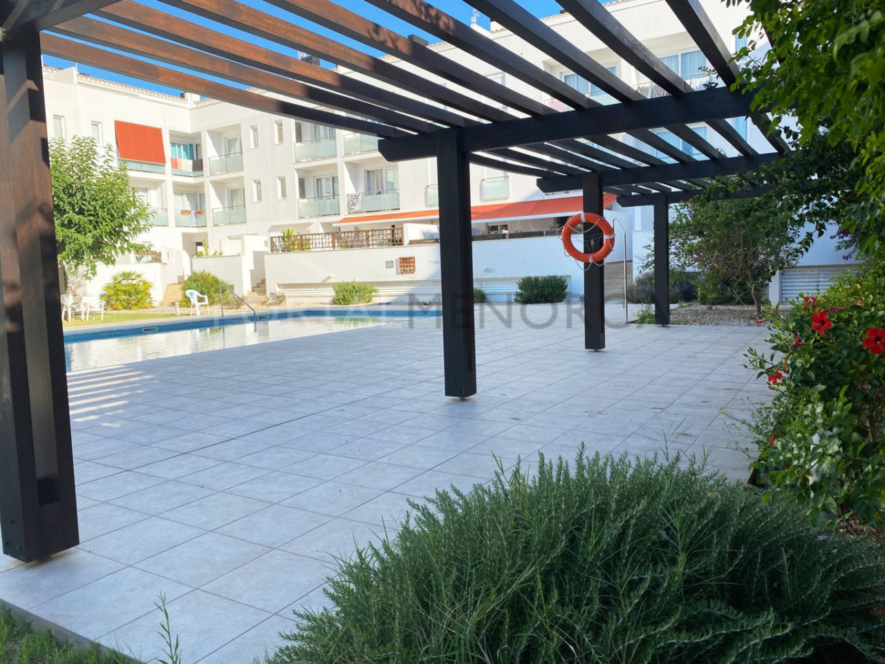 Ático en Ciutadella_piscina