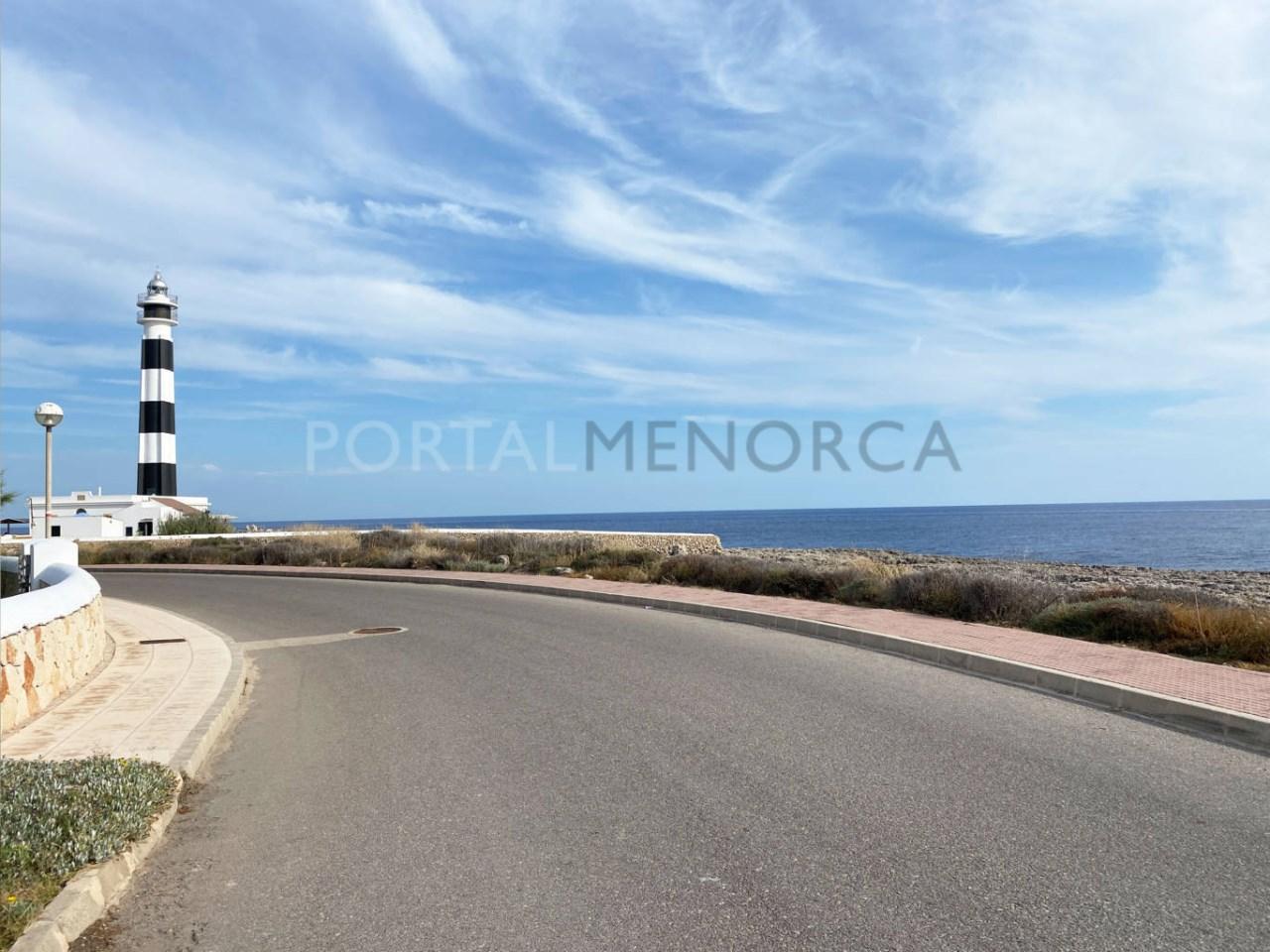 Chalet in Cap D'artruix_lighthouse