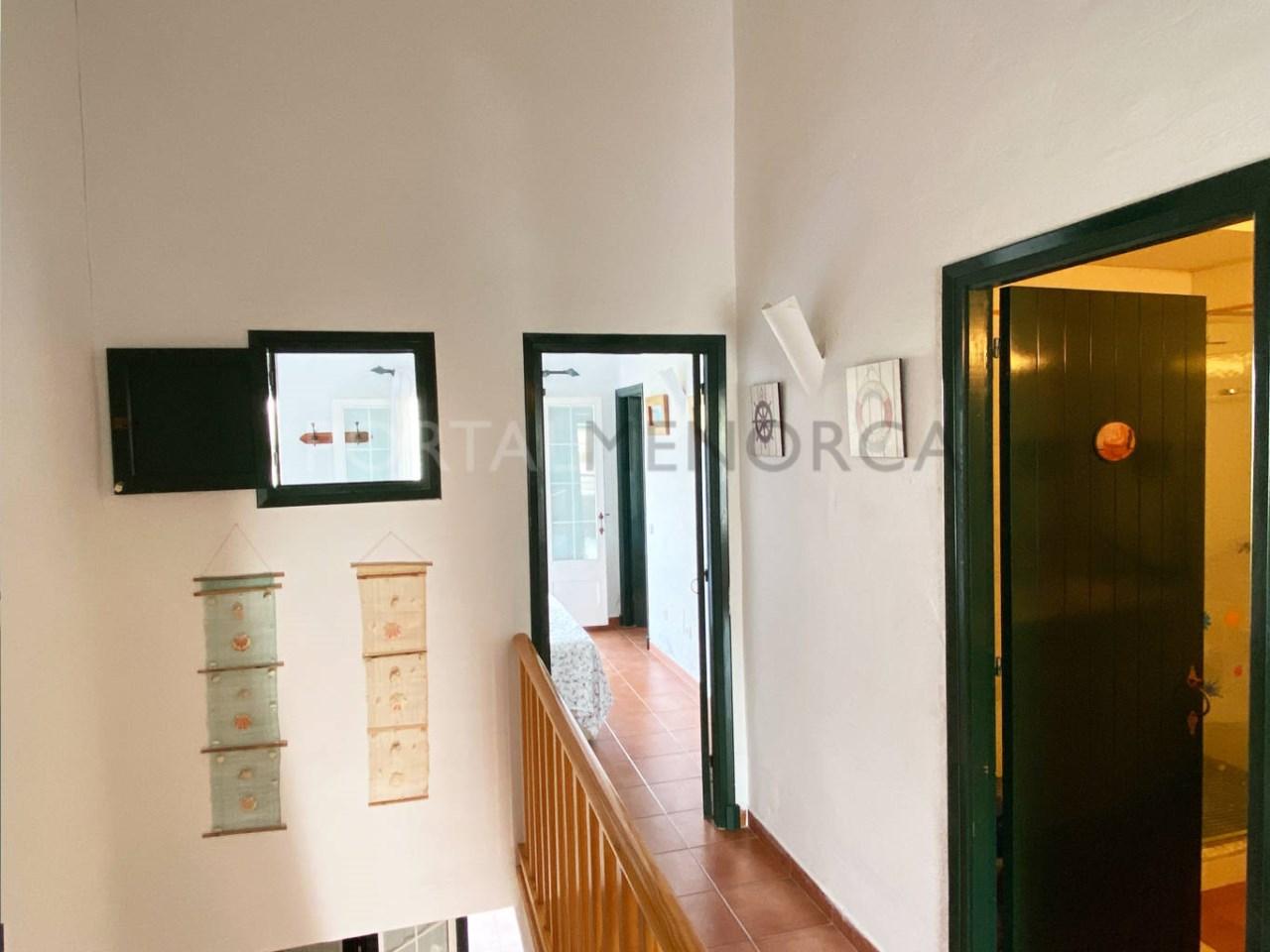 Duplex in Fornells_hall