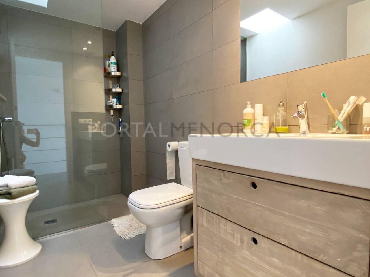 Flat in Ciutadella_bathroom