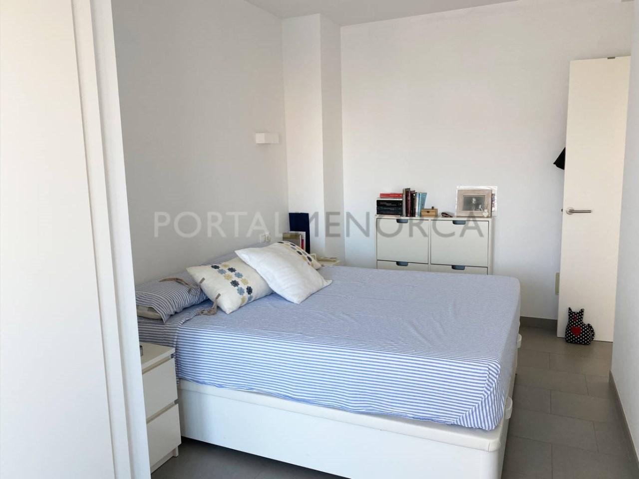 Flat in Ciutadella_bedroom