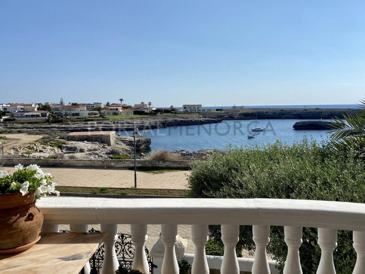 Chalet con vistas al mar en Ciutadella