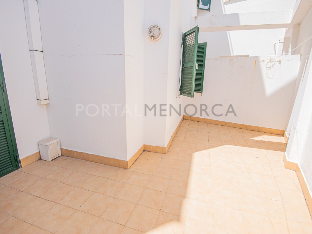 Nice apartment in the center of Ferreries