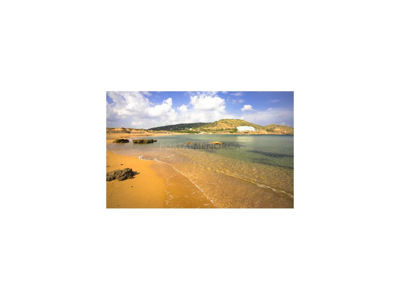 Cala Tirant beach