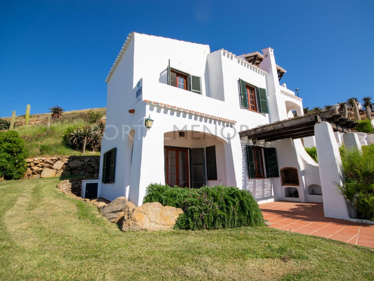 Villa in Playas de Fornells