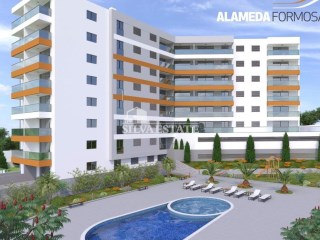 Luxury one bedroom apartment , Praia Formoso | 1 Zimmer | 1WC