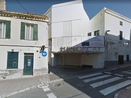 Plaza de parking en Venta en Mahón - M8492