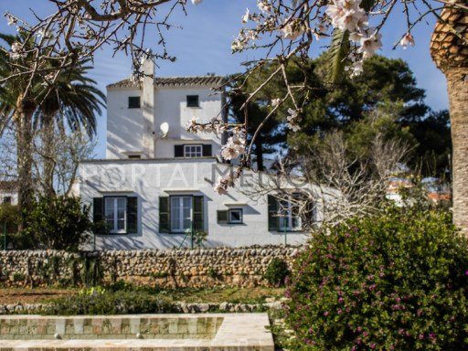Country house in Ses Barraques Ref: MV8523 1