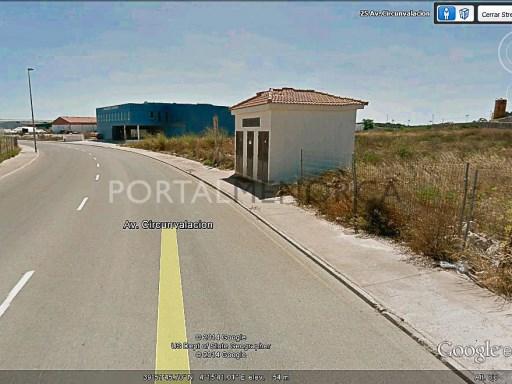 Bauparzelle gewerblich zu verkaufen in Sant Lluís - M7371