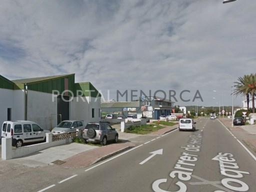 Nave industrial para Alquilar en Zona Poligono (Poima) - M8654