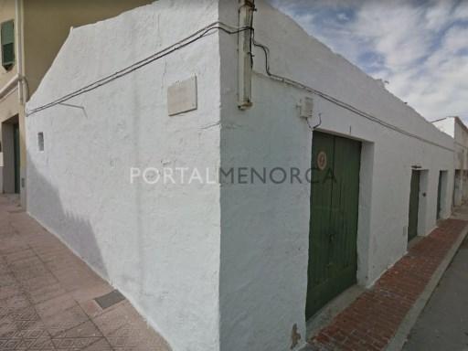 Garaje en Mahón Ref: M8779 1