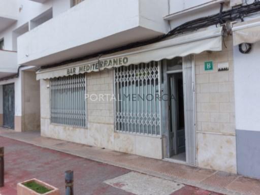 Local commercial à Mahón Ref: M7774 1