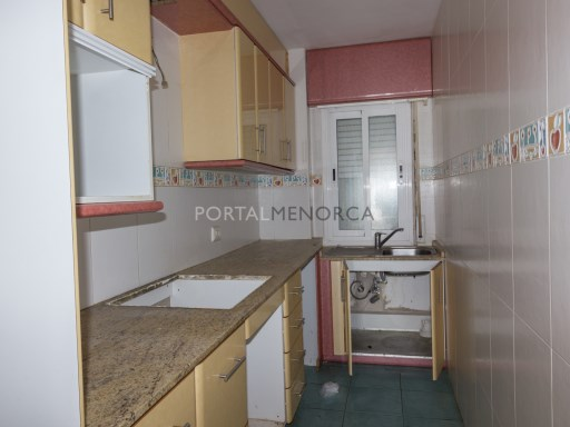 Flat for Sale in Es Castell - M7776