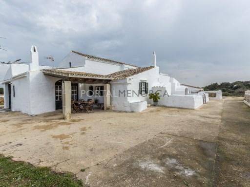 Casa de campo en Venta en Mahón - M7799