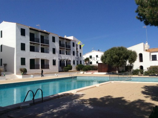 Apartment in Arenal d'en Castell Ref: M7892 1