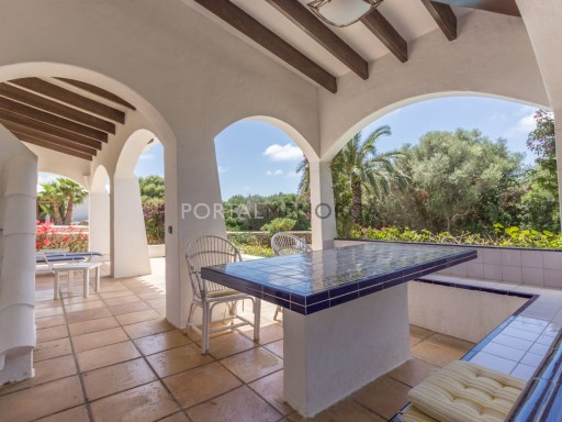 Villa in Vendita a Binibeca Vell - M7904