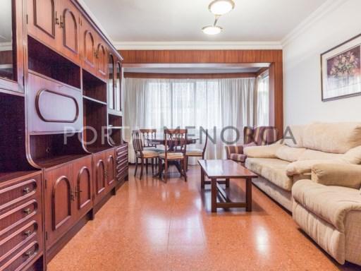 Wohnung zu verkaufen in Mahón - M8057