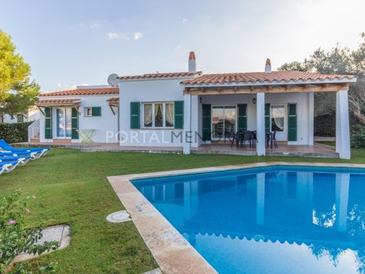 Villa for Sale in Binibeca Vell - M8108