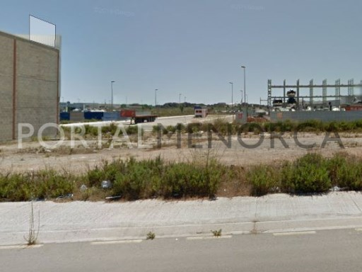 Terrain Industriel à Zona Poligono (Poima) Ref: M8152 1