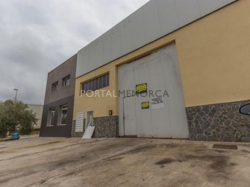 Industriel à Zona Poligono (Poima) Ref: M8233 1
