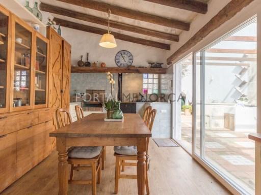 Maison à Es Castell Ref: M8336 1