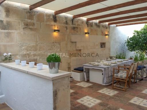 Casa en Venta en Es Castell - M8336