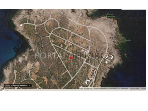 Plot in Punta Grossa Ref: M8395 1