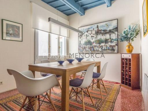 Maison à vendre Mahón - M8409