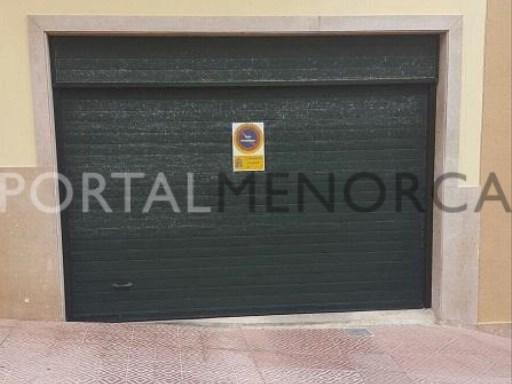 Plaza de parking en Venta en Alaior - M8420