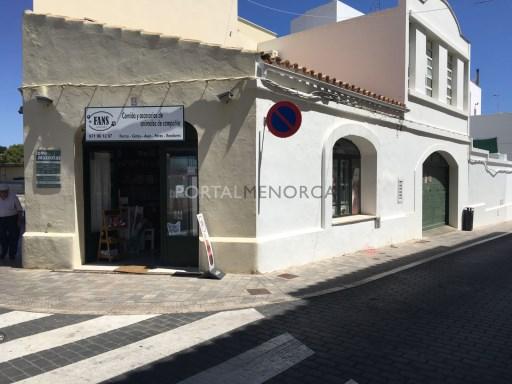 Épicerie à louer à Mahón - M8436