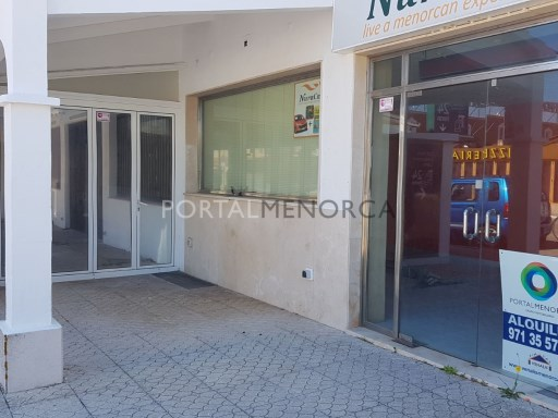 Commercial for Rent in Cala'n Blanes - V2718