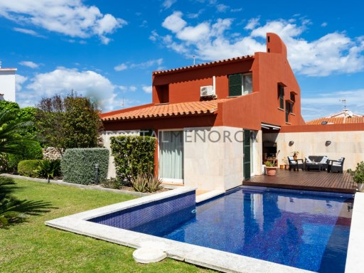 Villa in Son Vilar Ref: V2733 1