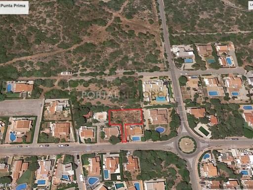 Terrain à Punta Prima Ref: V2793 1