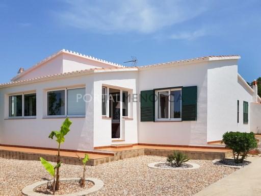 Villa à Cala Canutells Ref: V2019 1