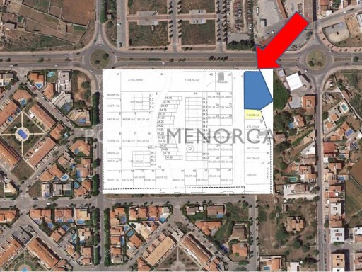 Terrain à Mahón Ref: VSM2806 1