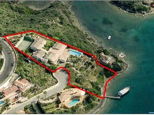 Villa for Sale in Cala Llonga - V2116
