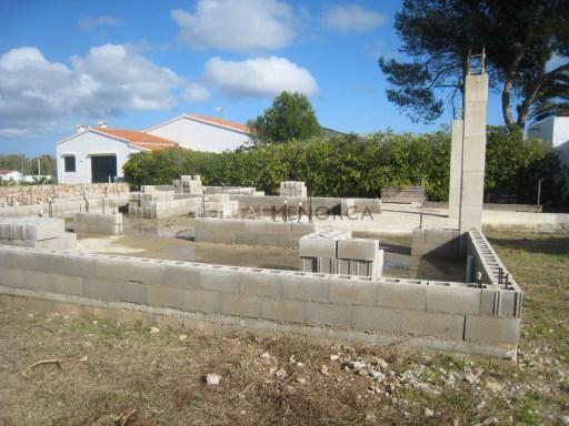 Bauparzelle zu verkaufen in Sant Lluís - VM1306