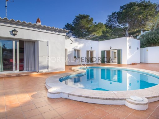 Villa for Sale in Addaia - V1714