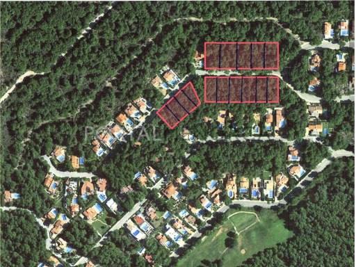 Parcela en Venta en Son Parc - V1384