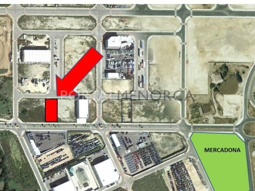 Terrain Industriel à Zona Poligono (Poima) Ref: V2281 1