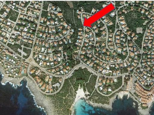 Terrain à Binibeca Nou Ref: V2321 1