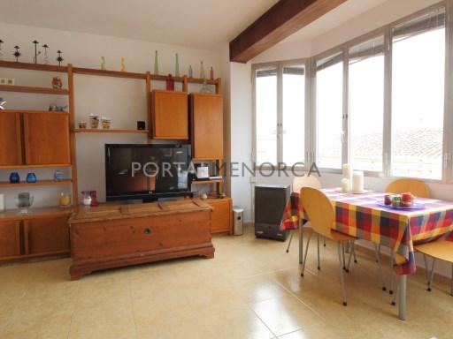 Flat in Es Castell Ref: V2417 1
