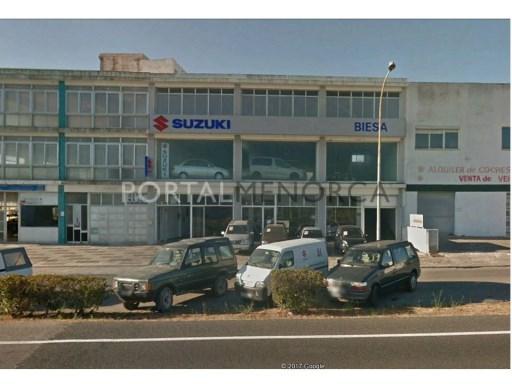 Local comercial para Alquilar en Mahón - V2551